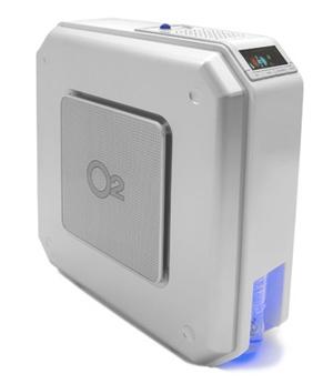 bar à oxygène aromatique portable o2pur