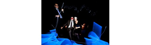 Animations Light Painting, Animations originales pour vos events