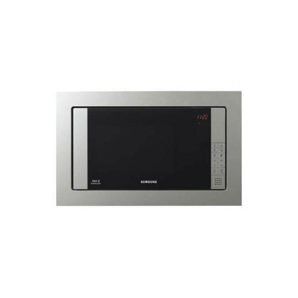 samsung fg87kst 850 watts four micro ondes int gr 850 watts 23 litres niveaux de. Black Bedroom Furniture Sets. Home Design Ideas
