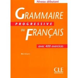 Grammaire Progressive Du Francais Avec 500 Решебник