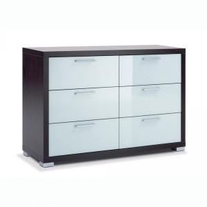 Bar a oxygene meubelen slaapkamer dressoir borst trevi for Dressoir slaapkamer