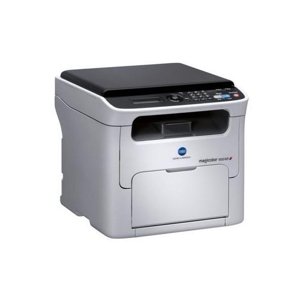 konica minolta magicolor 1680mf multifunktion faxger t kopierer scanner farb laser. Black Bedroom Furniture Sets. Home Design Ideas