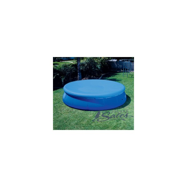 B che de protection autoportante intex 3 66 m for Bache piscine intex 3 66