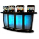 Mobilier Paradise Bar + assises