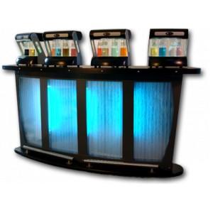 bar a oxygene mobilier paradise bar assises. Black Bedroom Furniture Sets. Home Design Ideas