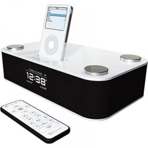 EXTREMEMAC Alarm clock XtremeMac Luna Clock Radio Dock