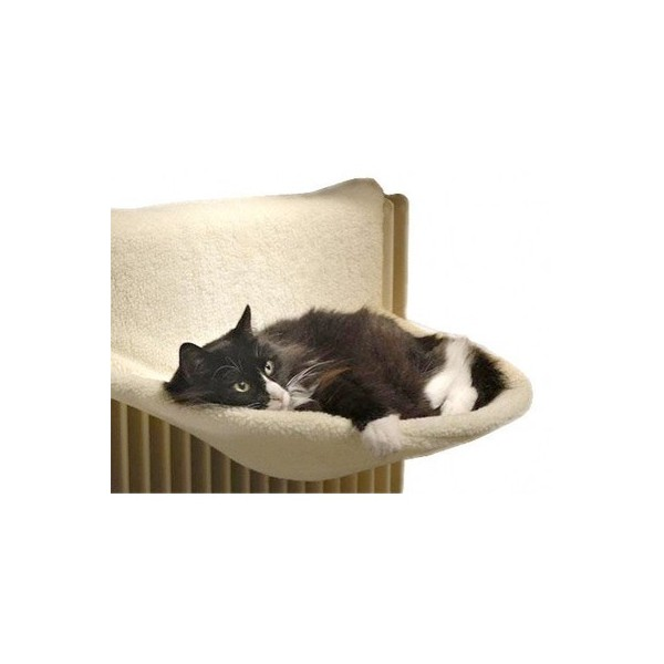 how to make a cat radiator bed