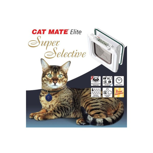 chati res chati re lectronique elite 305w cat mate pour. Black Bedroom Furniture Sets. Home Design Ideas