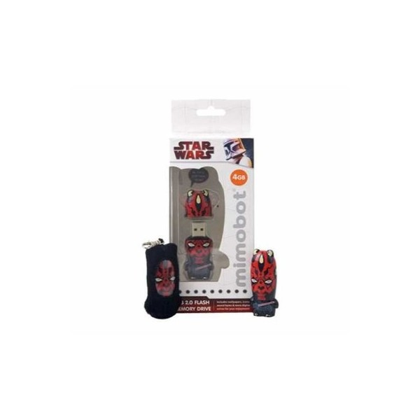 mimobot star wars usb darth maul stick 8 gb. Black Bedroom Furniture Sets. Home Design Ideas