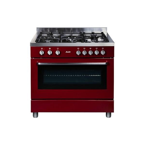 sauter scm1090 electrique cuisini re 3 four avec. Black Bedroom Furniture Sets. Home Design Ideas
