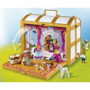playmobil 4249 coffre de princesse transportable. Black Bedroom Furniture Sets. Home Design Ideas