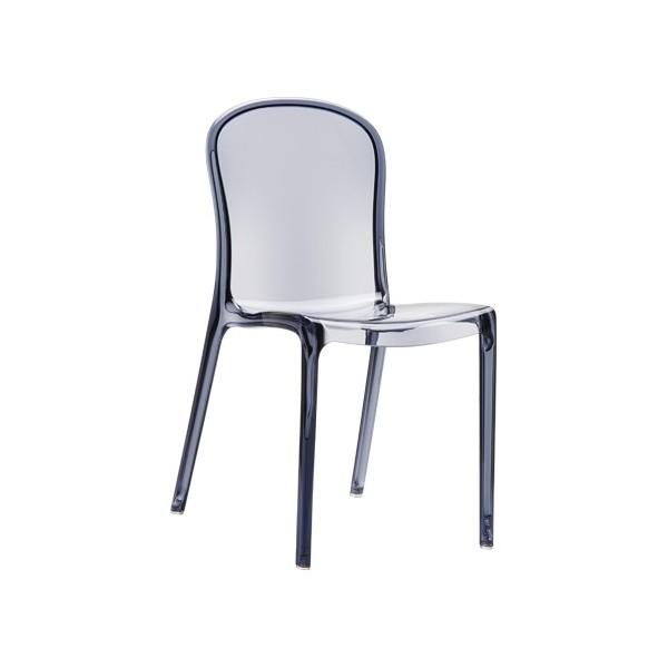 Bar a oxygene vito silla plexi silla de policarbonato - Sillas policarbonato transparente ...