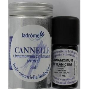 60974efd36e Ladrôme Organic eeterlik õli Tseiloni kaneel (Cinnamomum zelanicum) 5ml  viaal